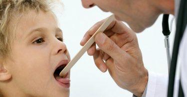 Лекарство от ангины для детей