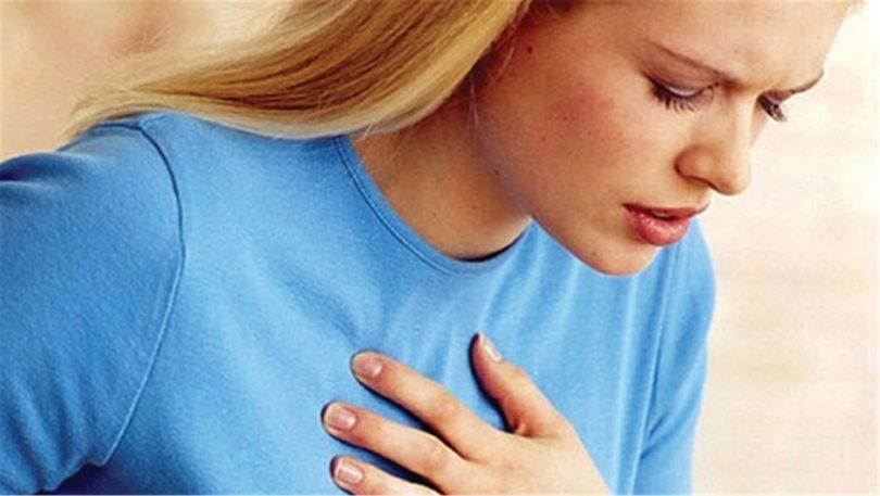 Болит грудная клетка в центре