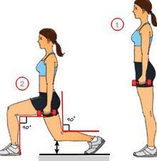 Как убрать ляшки за неделю упражнения