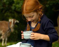 От чего помогает козье молоко