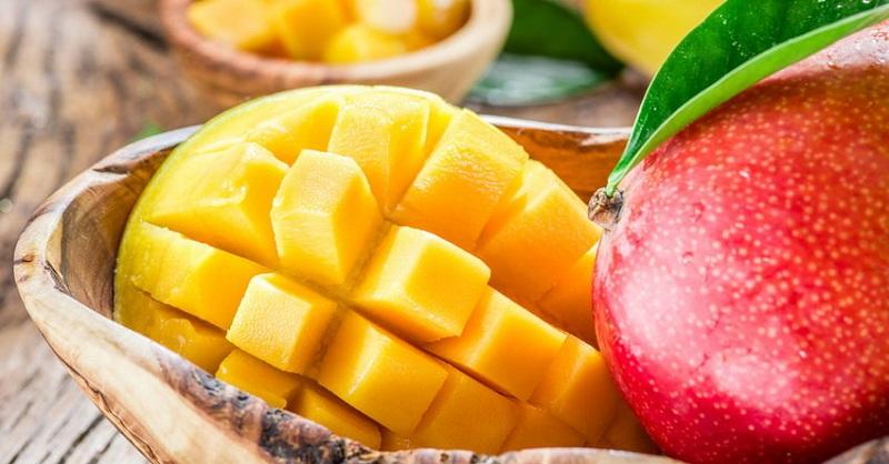 Применение фрукта манго