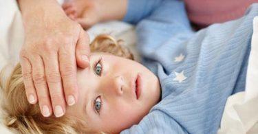 Симптомы менингит у ребенка