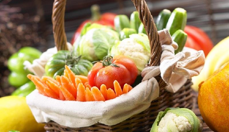 Овощи, богатые клетчаткой
