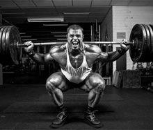 Силовая тренировка в домашних условиях