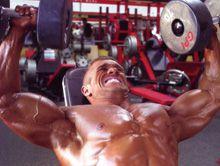 Силовая тренировка - упражнения