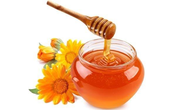 Мед сжигает жир