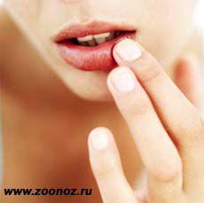 Трещины и воспаления в углах рта