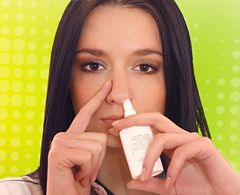 Лекарство от заложенности носа