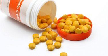 Недостаток витаминов при ожоге