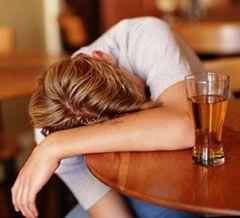 Как снять алкогольное отравление в домашних условиях