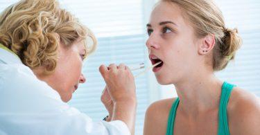 Болит горло без температуры