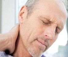 Болит шея: как снять боль
