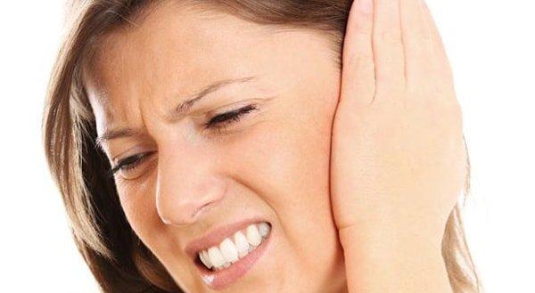 Если болит ухо