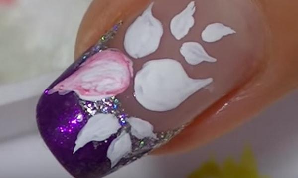 Видео-уроки дизайна ногтей для начинающих