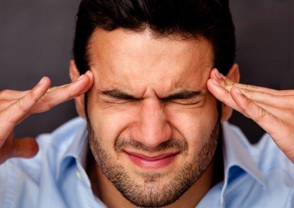Что делать при болях в висках