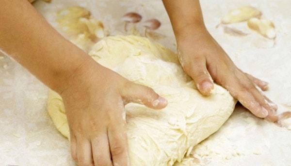 Пицца домашняя - рецепт в духовке