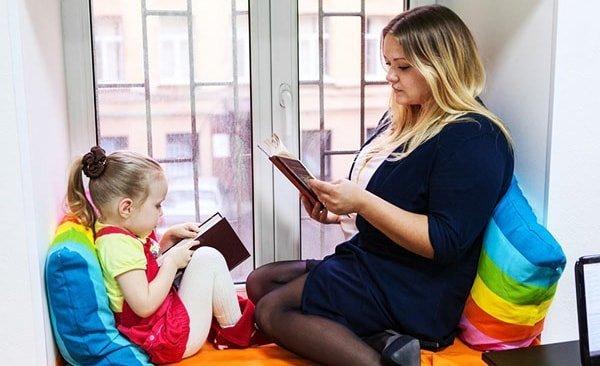 Как научиться общаться с детьми