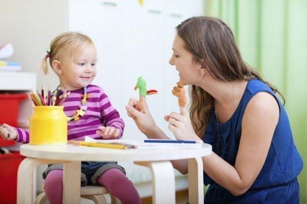 Как разговаривать с детьми