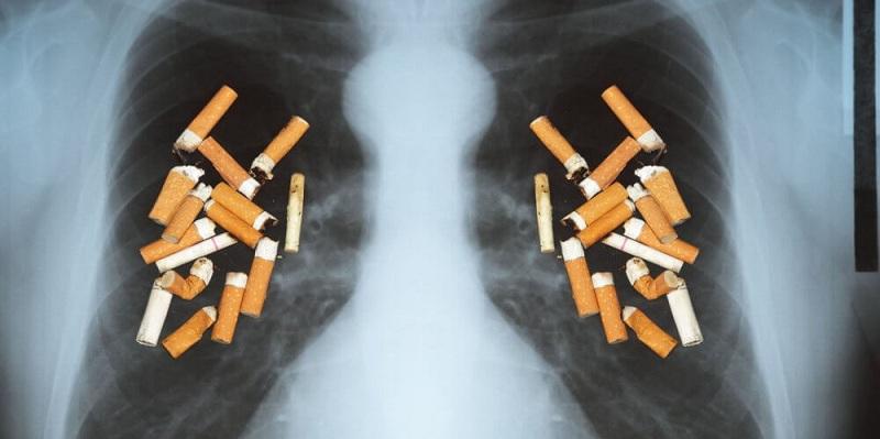 Как очистить легкие от никотина народными средствами