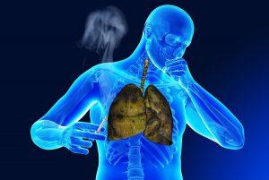 Восстановление легких после курения