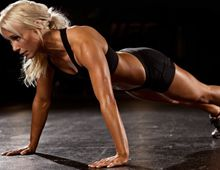 Как накачать грудные мышцы дома за короткое время