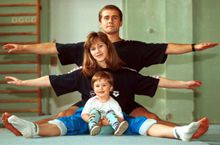 Как начать заниматься спортом дома с нуля