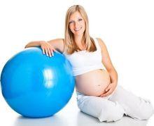 Подготовка к родам - упражнения
