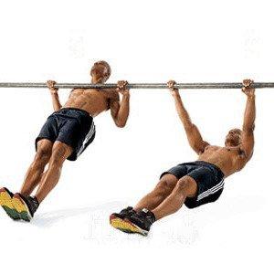 Упражнения позволяющие увеличить количество подтягиваний