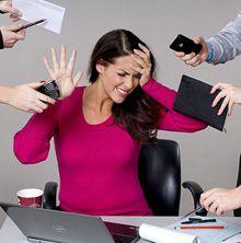 Причины возникновения стресса