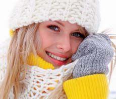 Шелушится кожа на лице зимой