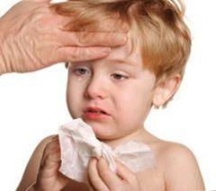 Средство от скарлатины для детей