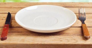 Сухое голодание - потеря веса