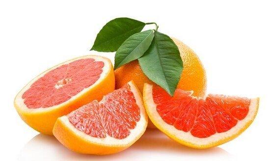 Грейпфрут для сжигания жира