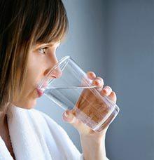 Как приготовить талую воду для похудения