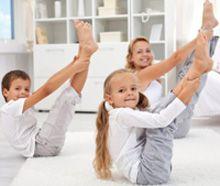 Гимнастика для 6-7 месячного ребенка