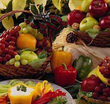 Полноценная здоровая еда