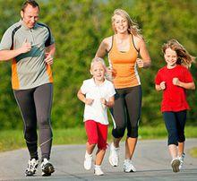 Формирование здорового образа жизни с пеленок