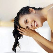 Жирные волосы - шампунь