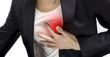 Как лечить жжение в грудине