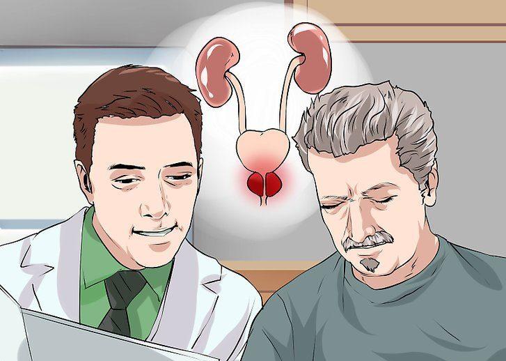 Как определить рак простаты