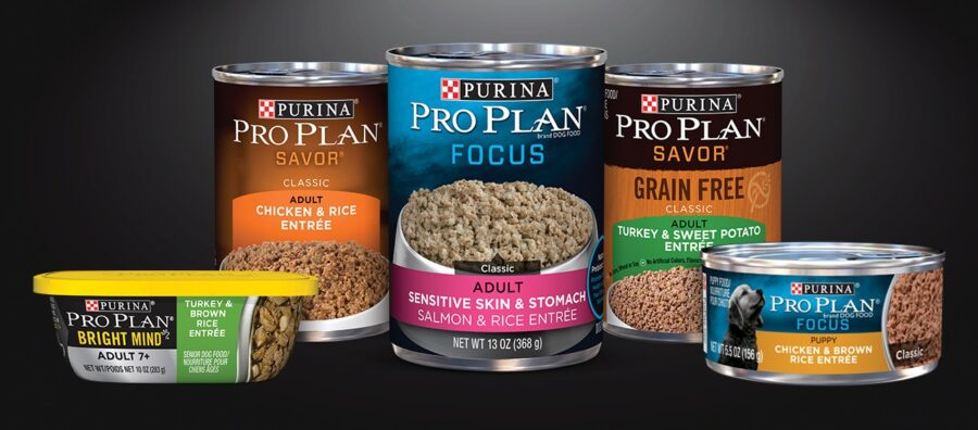Pro Plan Selects For Adult Dogs корм