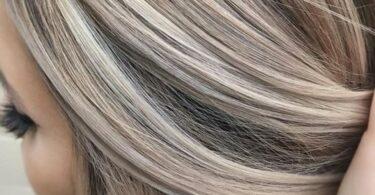 Милированные волосы