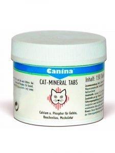 CANINA витамины для кошек