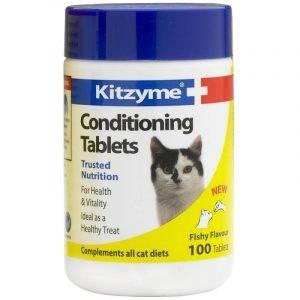 KITZYME - витамины для кошек - отзывы