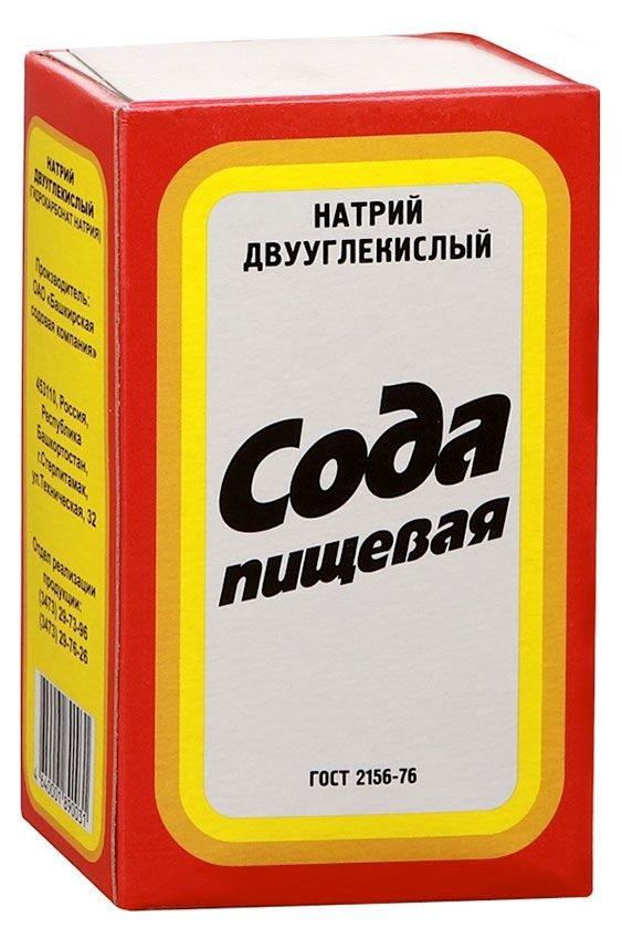сода при лечении рака печени